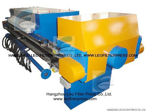 Leo Filter Press Palm Oil Membrane Filter Press