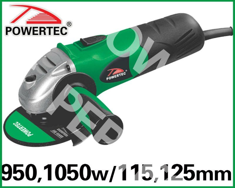 650W 115/125mm Electric Power Tool (PT81220)