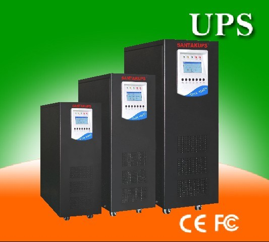 Hosptial Use 100kVA Online UPS with Best Battery and Battery Case