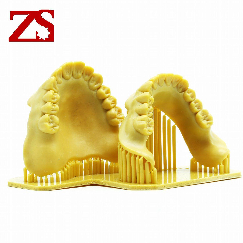 China Dental 3D Printer Castable Resin For DLP/LCD/SLA