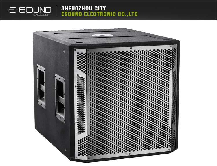 [Hot Item] 18 Inch Professional Speaker Box Design PC118sub