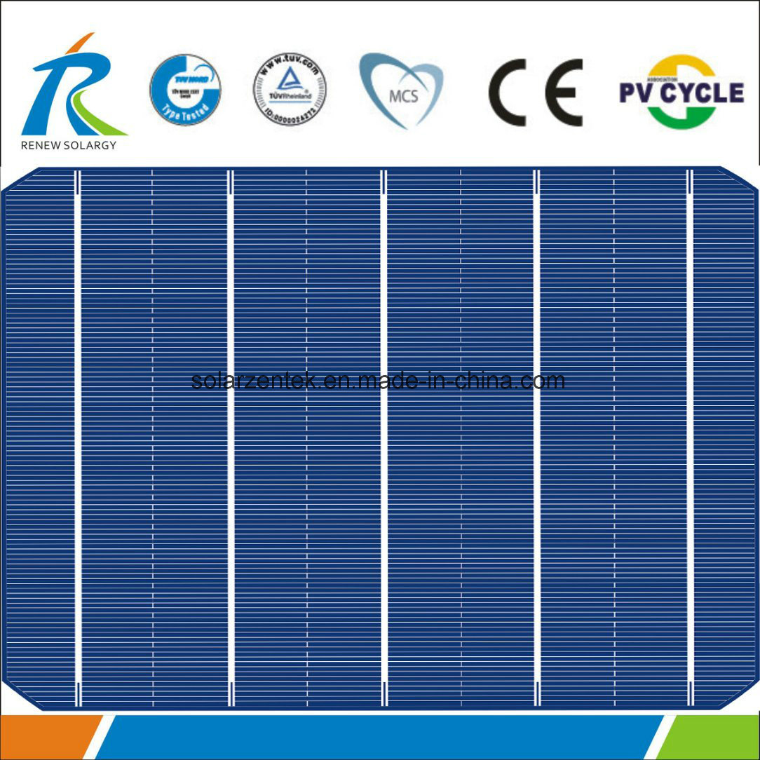 China Diamond Wire Solar Cell with 5bb for Solar Energy Systems - China Solar  Cell, Solar Panel