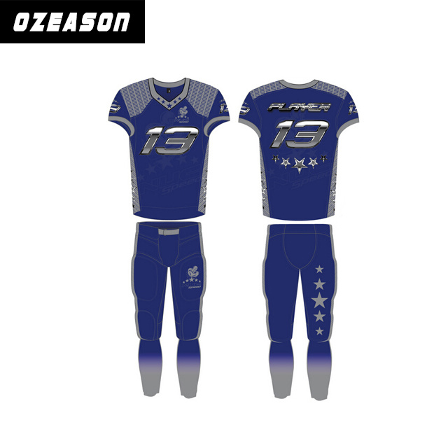 7b466496727 China Design Your Own Custom Sublimation American Football Jerseys - China Football  Jerseys, American Football Jerseys
