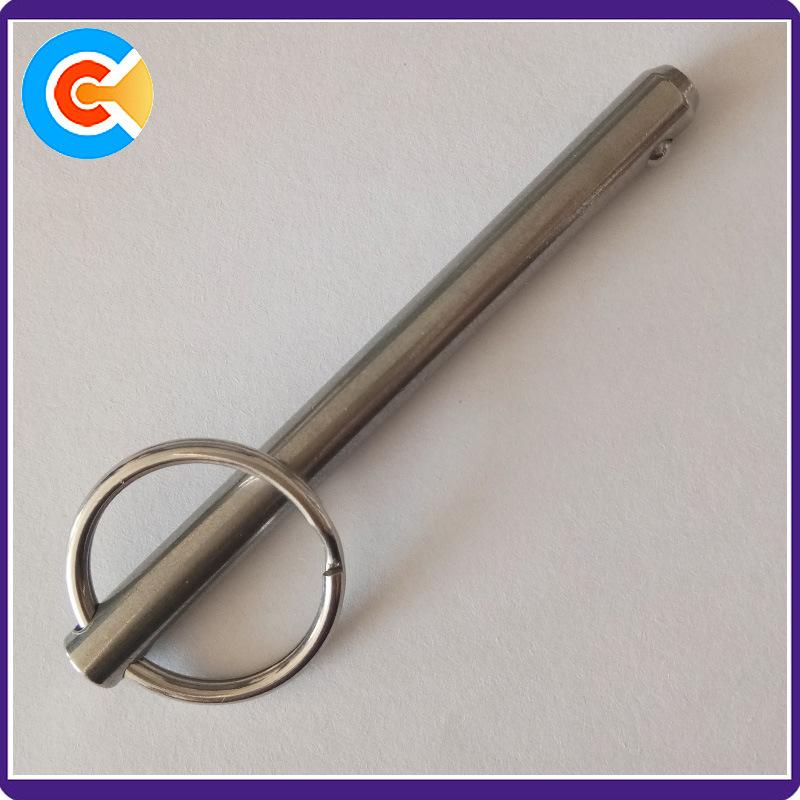 China Stainless Steel Dowel Ball Lock Pin Steel Metric Dowel Pins ...