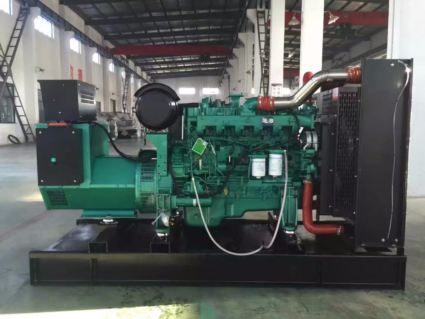 80kw Diesel/Power/Electric/Silent/Open Cummins Generator with CSA Certificated Alternator pictures & photos