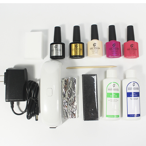China Nail Art Set Professional Acrylic Liquid Nail Art Top Coat