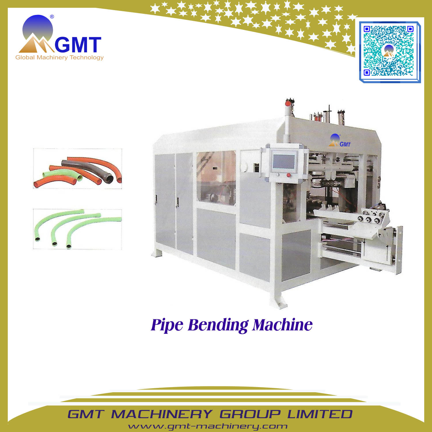 China PE PP Wire Laying Plastic Pipe/Tube Extrusion Making Machine ...