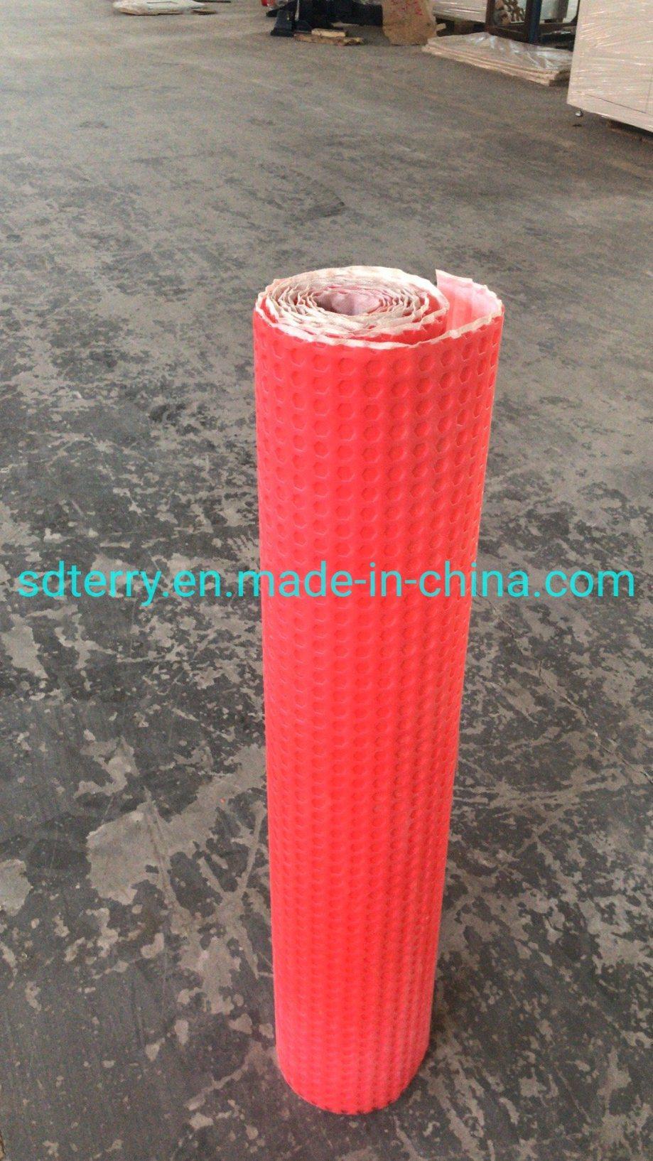 Plastic Tile Backer Membrane Board