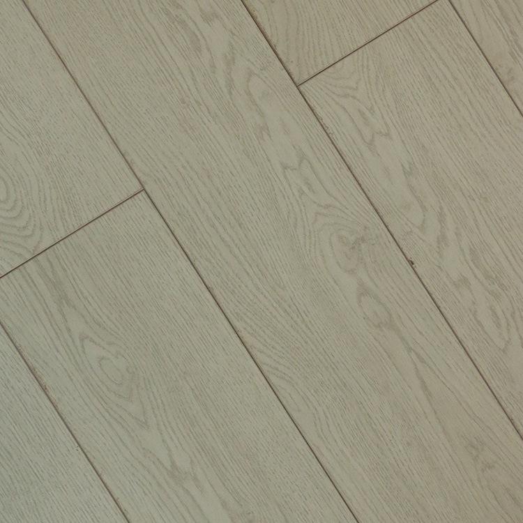 China High Quality German Technology, White Oak Laminate Flooring 12mm