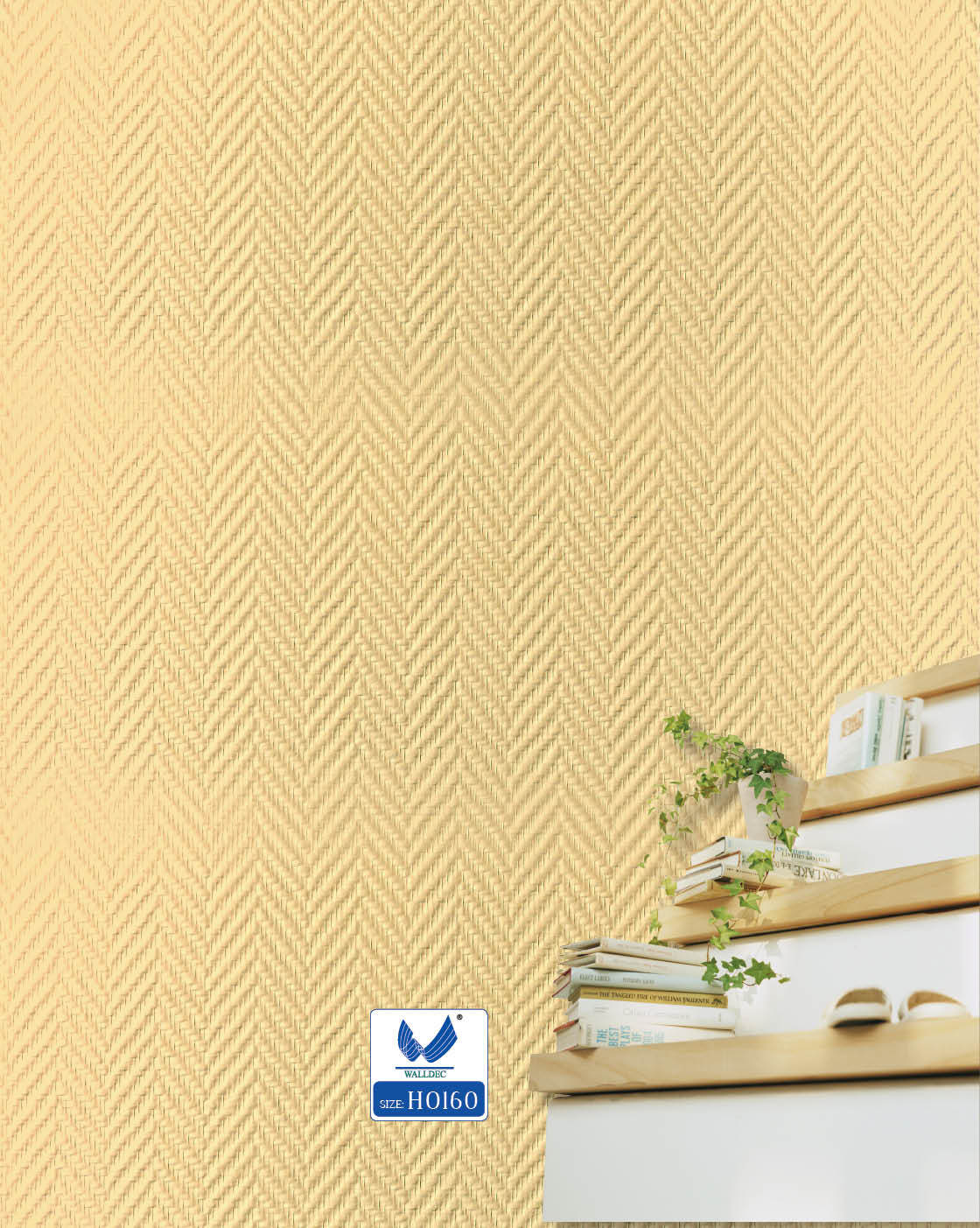 China Wall Decoration Fiberglass Wallcovering Paper Pre-Painted ...