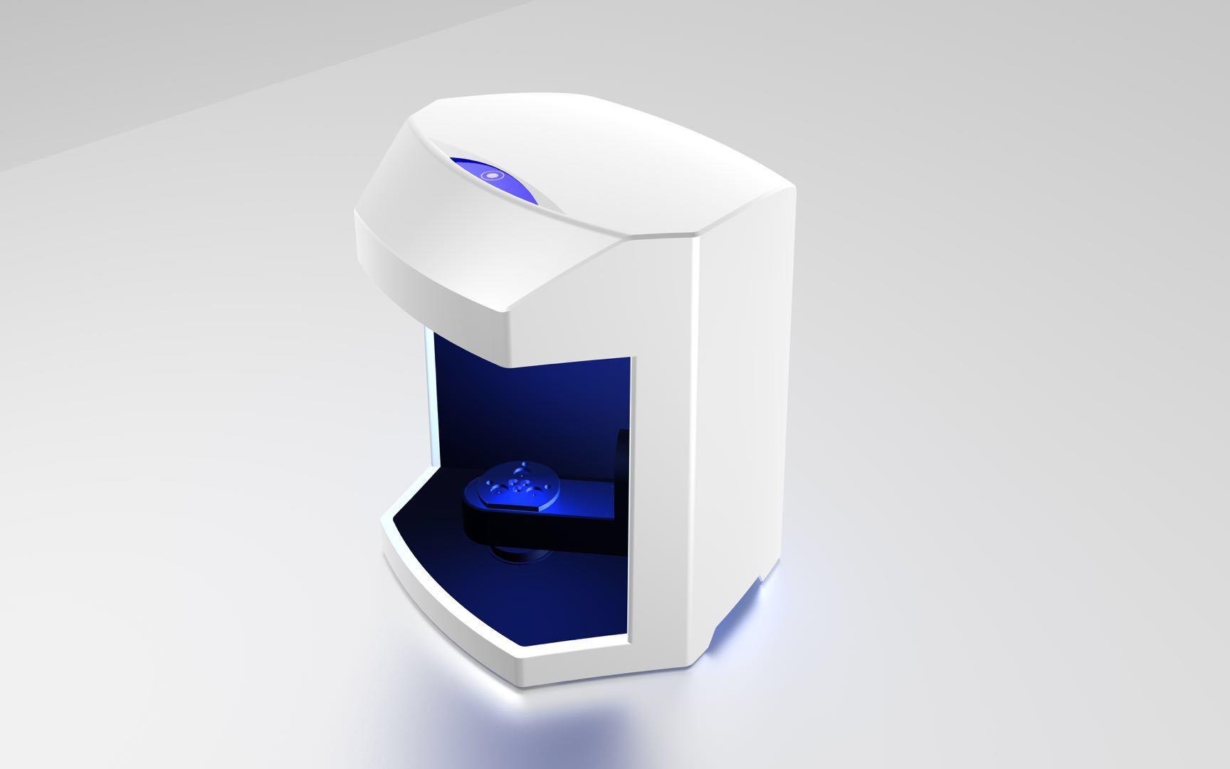 China Blue Light Impression 3D Dental Scanner Photos