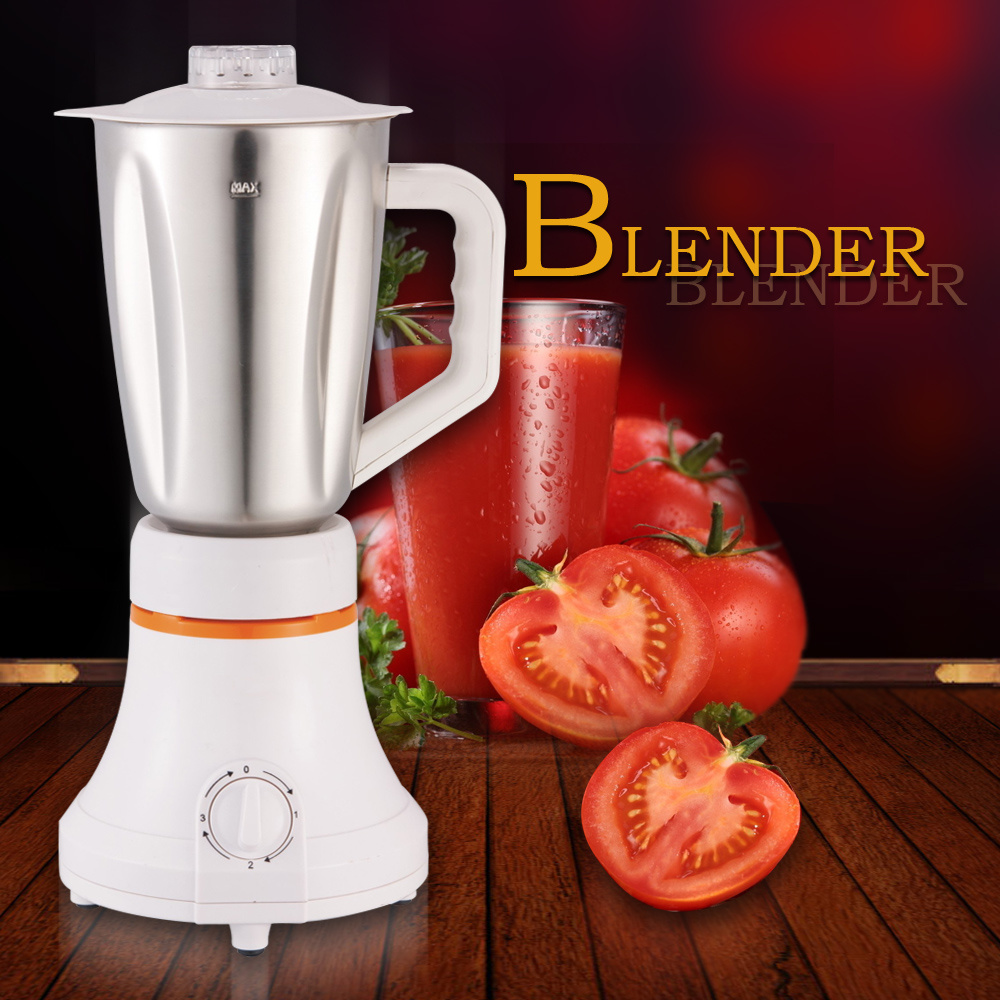 2017 New Design 1.5L CB-B730 Stainless Steel Jar Electric Blender