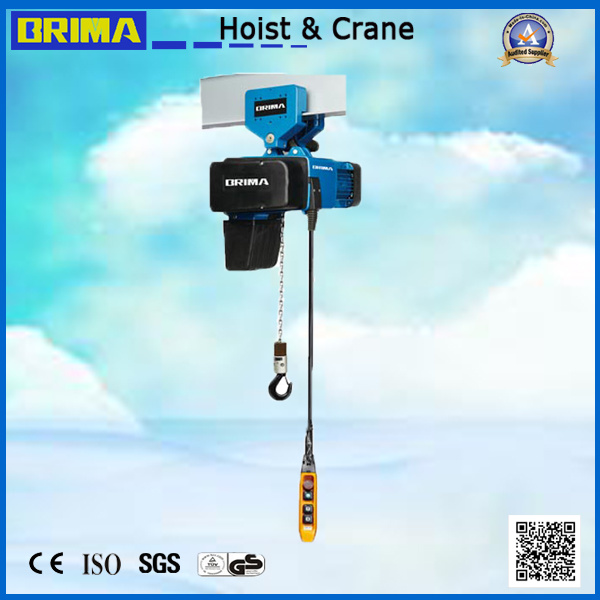 250kg Double Hook European Electric Chain Hoist