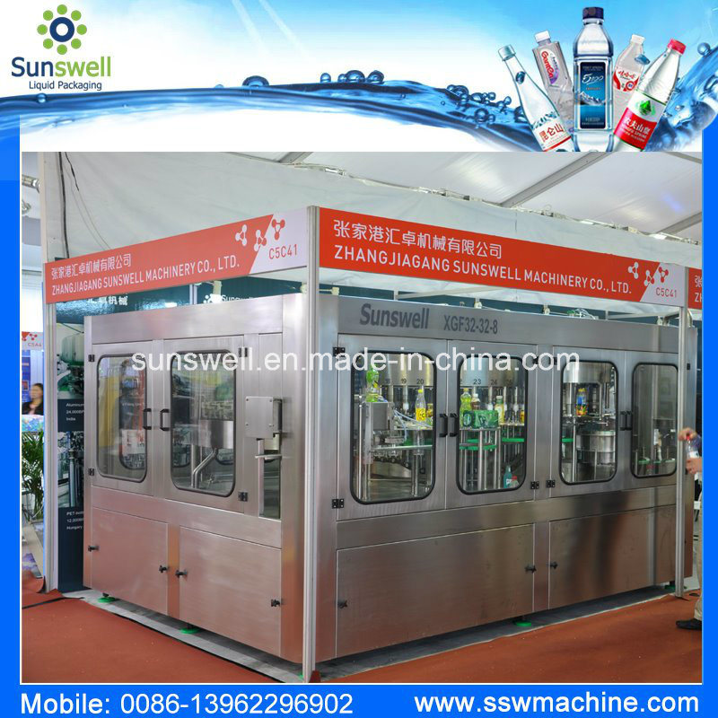 Monoblock Drinking Water Filling Machine pictures & photos