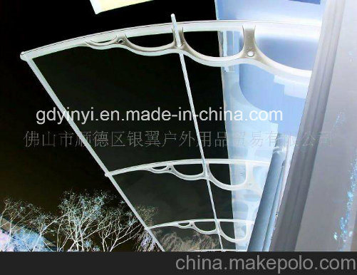 1.5m Big Projected Plastic Door Shelter for Window Protect Door Canopy Used Awnings for Sale & China 1.5m Big Projected Plastic Door Shelter for Window Protect ...