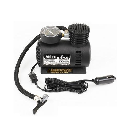 250psi DC 12V Portable Electric Mini Tire Inflator Air Compressor Car Auto Pump pictures & photos