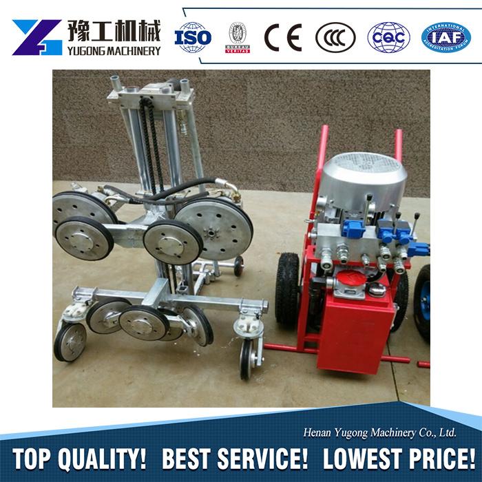 China Quality Special Hydraulic Diamond Wire Saw Blade Machine for ...