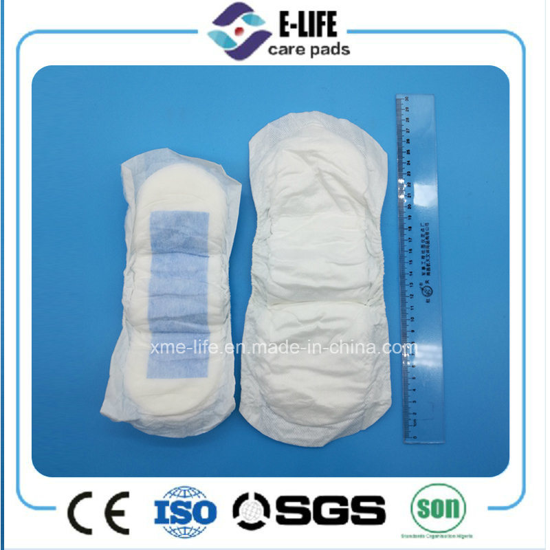 Factory Price Soft and Comfortable Sanitary Napkin