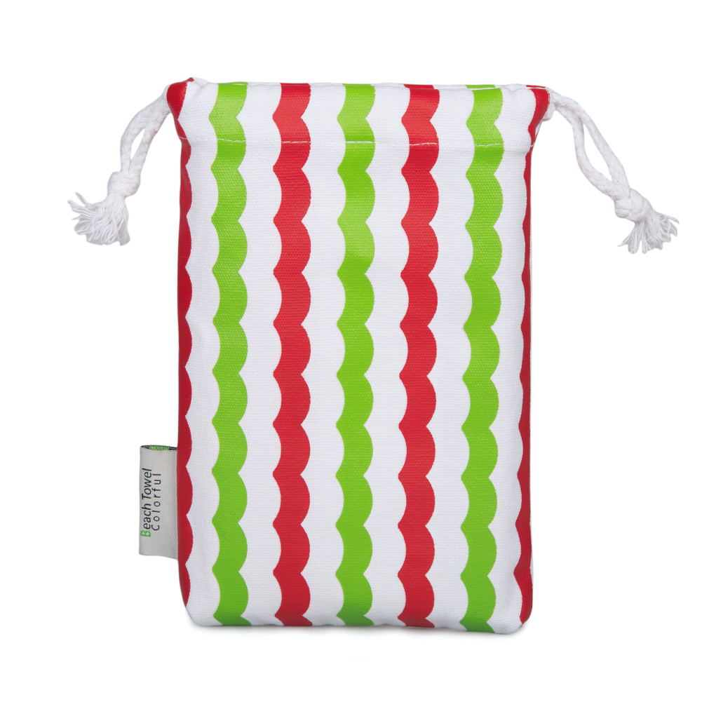Promotional Beach Towel With Nice Bag