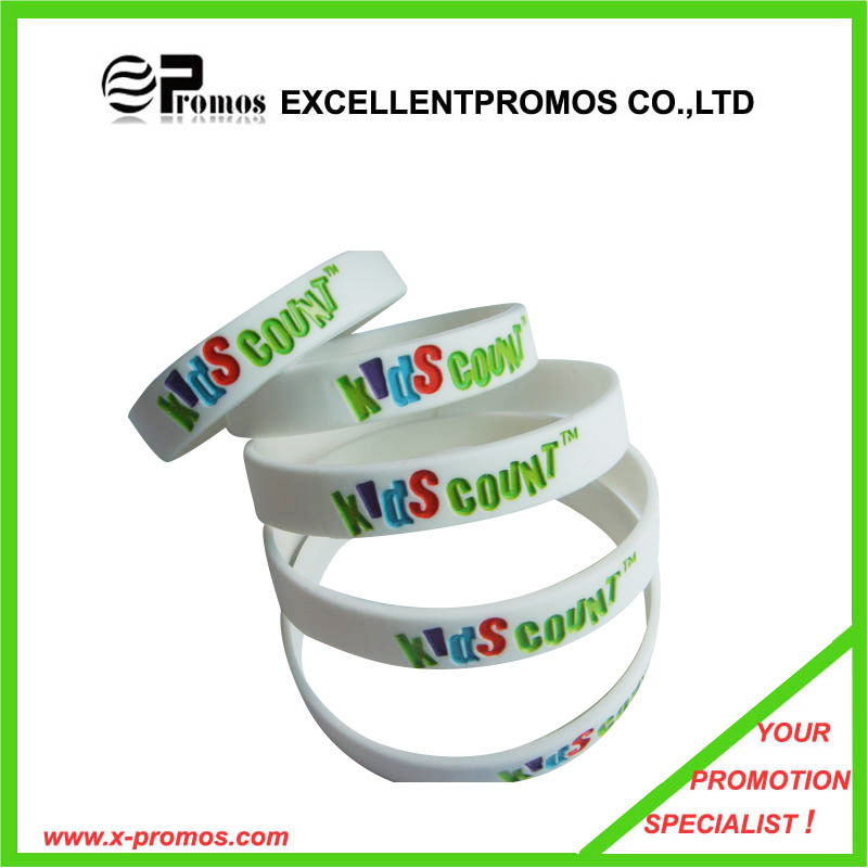 Custom Rubber Wristbands and Silicone Bracelets (EP-S7101)