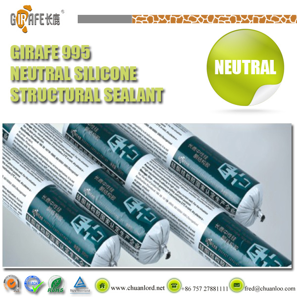 China General Purpose Acetoxy Silicone Sealant, Spray