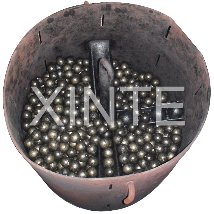 Grinding Ball (High Chrome Cast Grinding Ball dia60mm)