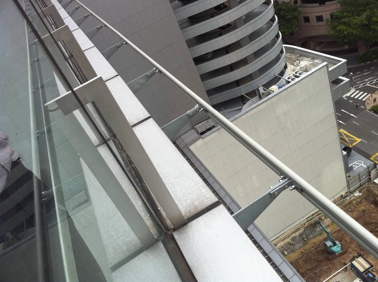 China Monorail Bmu China Building Maintenance Unit