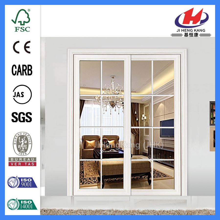China 18 Inch Closet Door Solid Wood Doors Cheap Sliding Door Photos