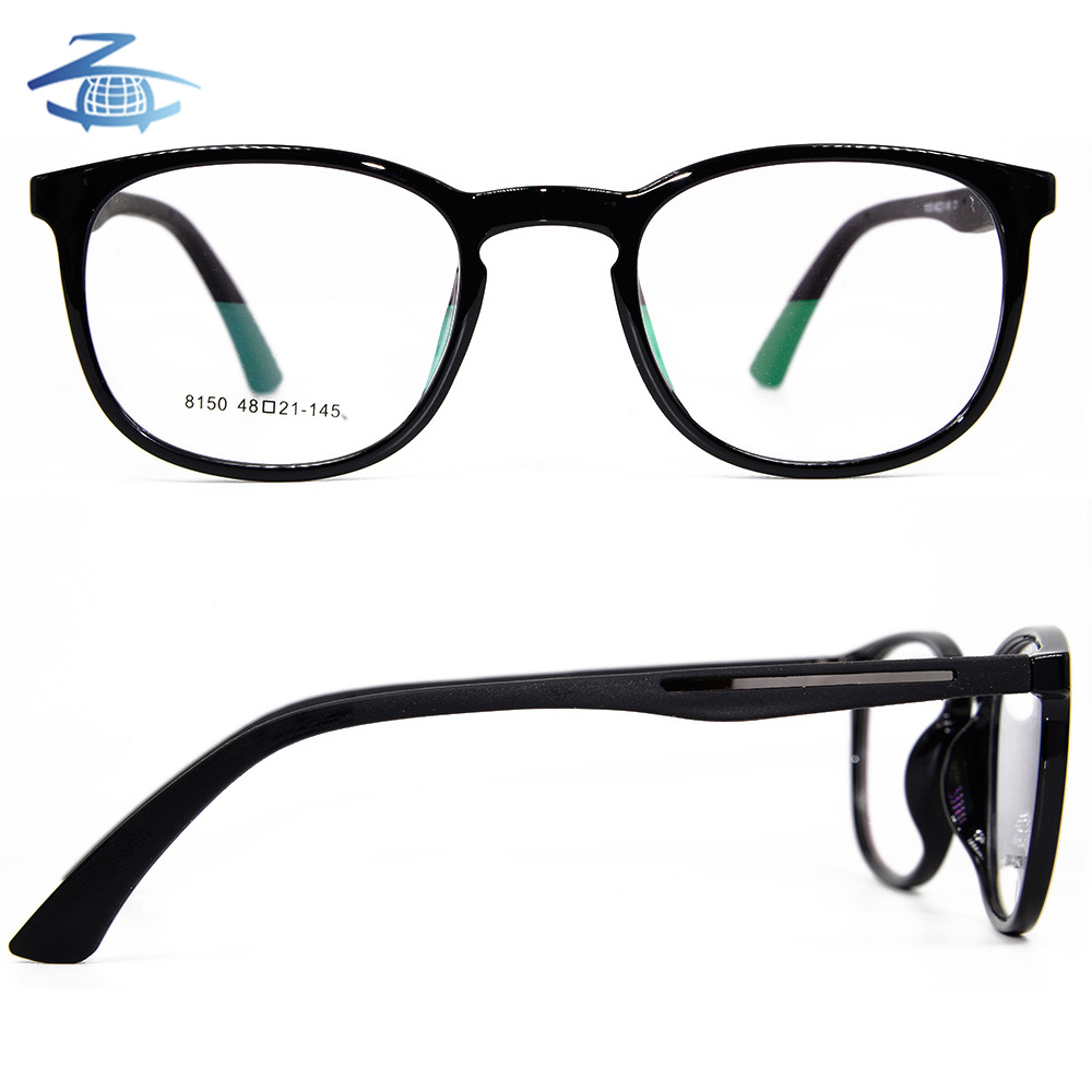 8a5e5227ac4 China Wholesale New Model Factory Custom Round Glasses Tr90 Optical  Eyeglass Frame