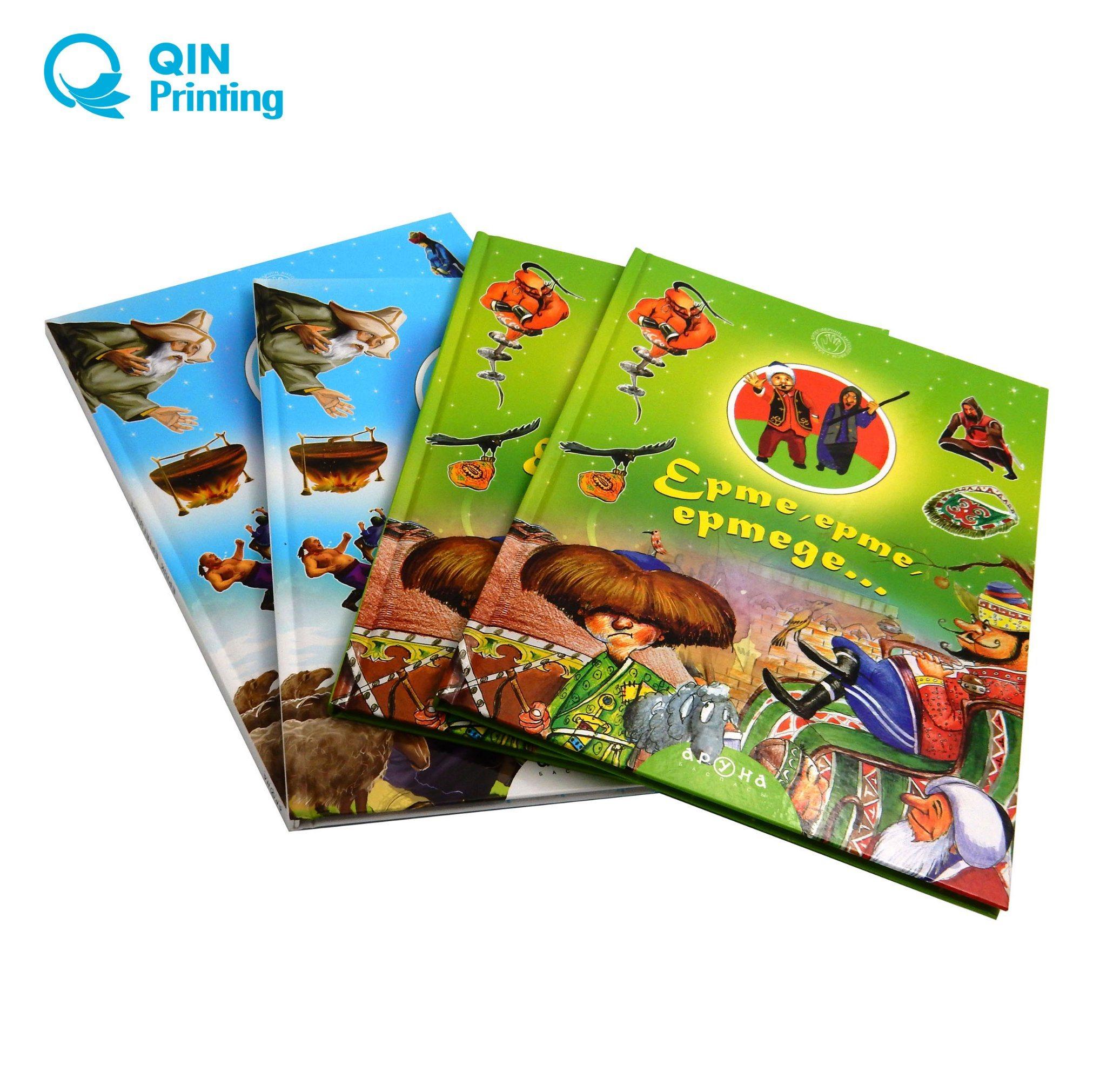 Best Eco Printer 2020 China Eco Friendly Top Quality Children Book Printing   China