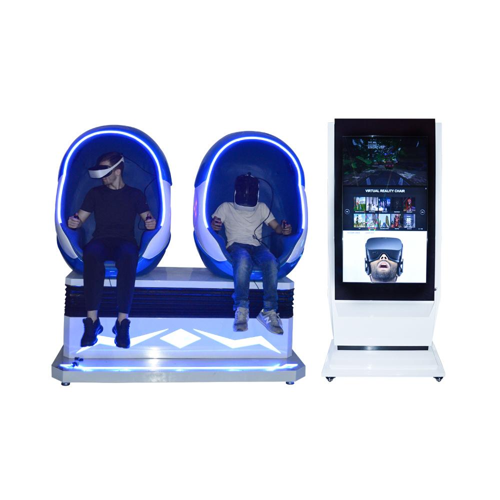 345c8537c60 China Robot Shape Cool Design High Definition 9d Vr Cinema Simulator ...