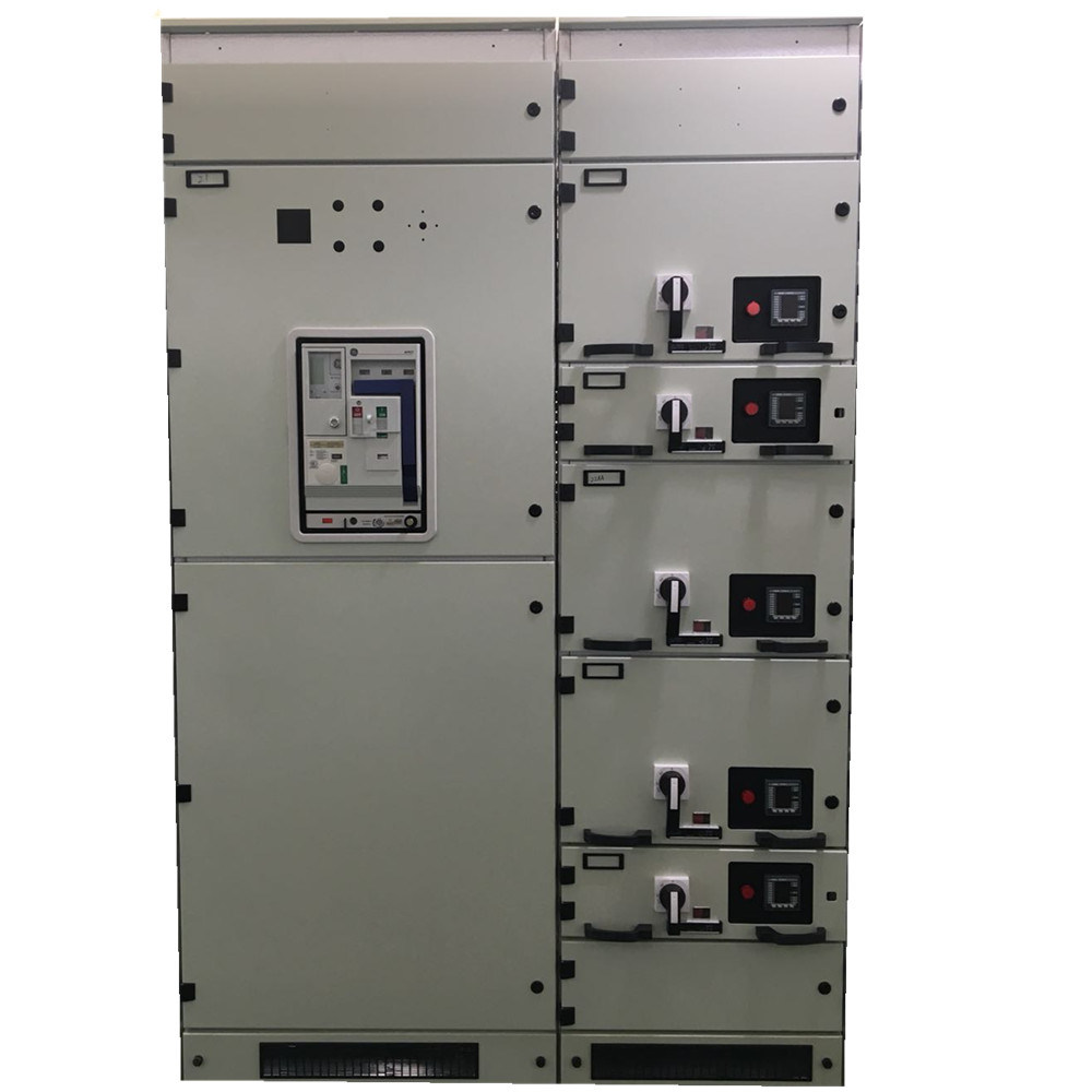 China Ge Energy Connections Industrial Solutions Authorized Mls V Enclosed Circuit Breaker Enclosure Model Metal Clad And Low Voltage Electric Power Distribution Withdrawable Switchgear