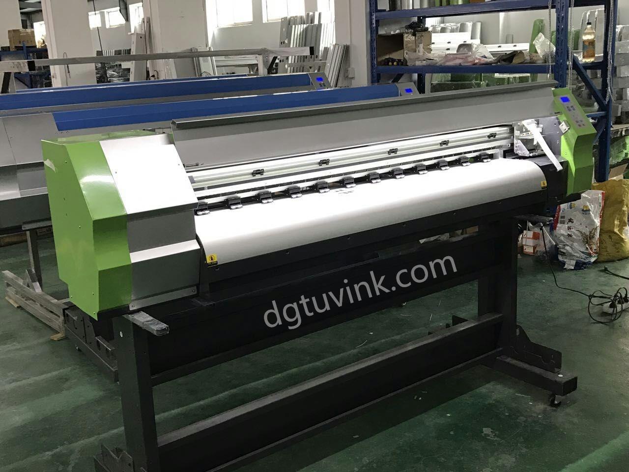 5feet single epsondx5 head vinyl sticker inkjet printer