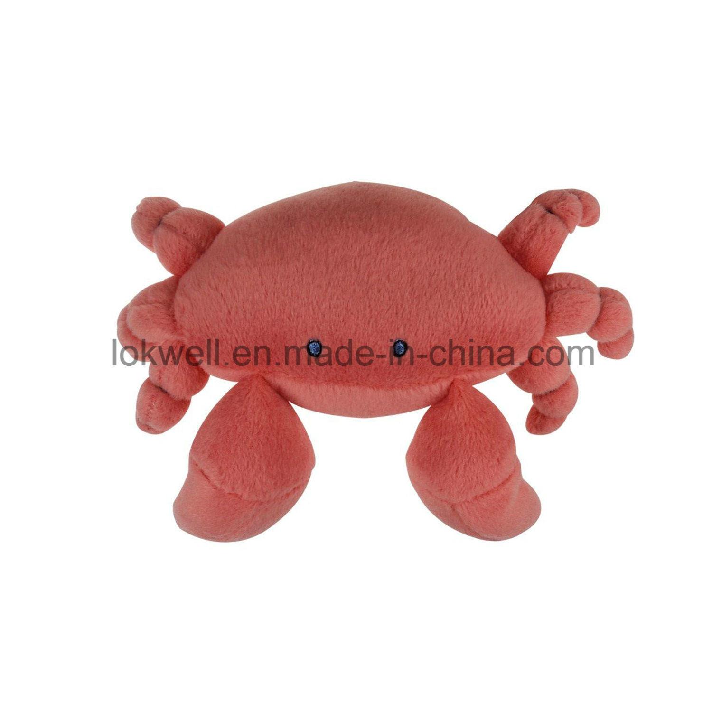 China Plush Lovely Stuffed Animal Shrimp Crab Toys Photos Pictures