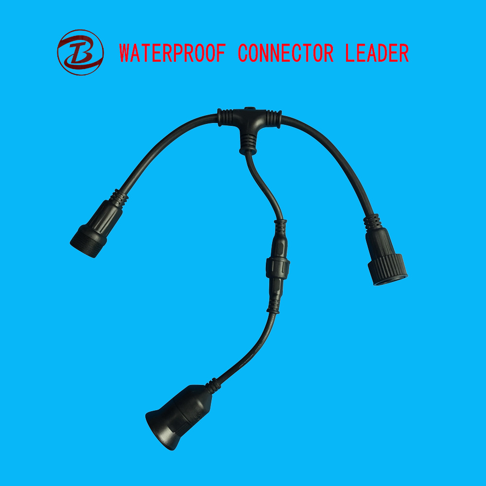 China Good Choice Use For Led Lighting Waterproof Ip65 E27 Lamp Wiring Holder