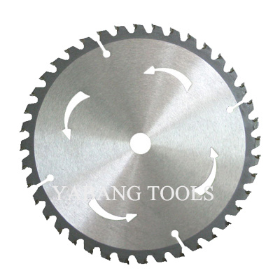 Tct Circular Saw Blade for Cutting Wood, Aluminum, Metal