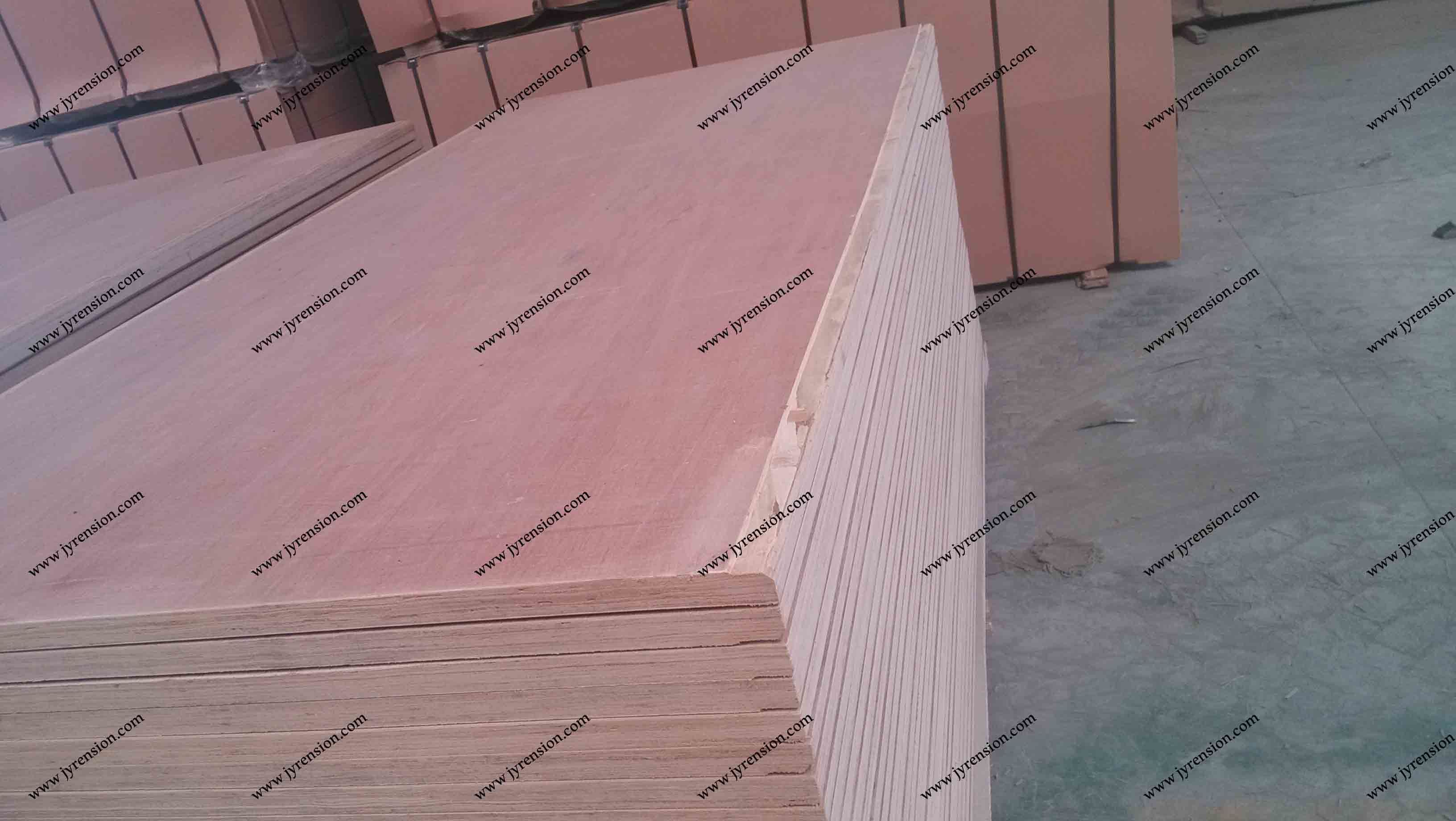 ISO Container Floor Plywood Container Parts