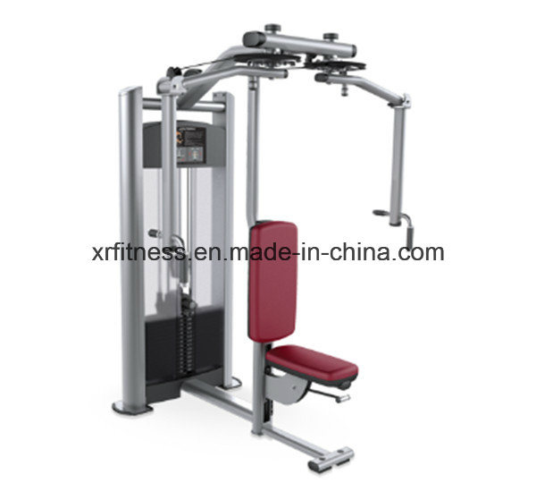 China commercial fitness equipment names pec deck gym machines