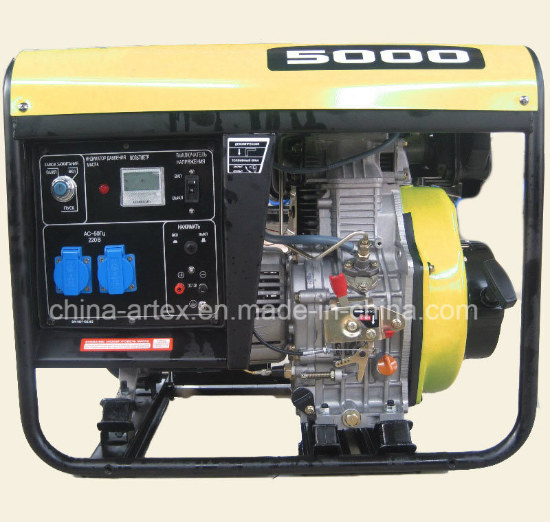 [Hot Item] 20 Years Production Experience Cheap Kipor Type Diesel Generator