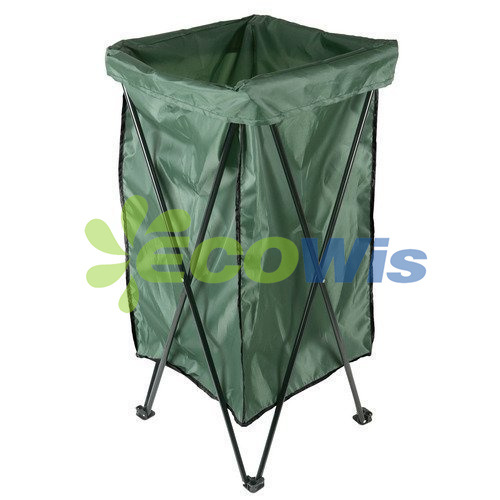Lawn Leaf Bag Garden Yard Portable Bag Stand Trash Bag (HT5434)