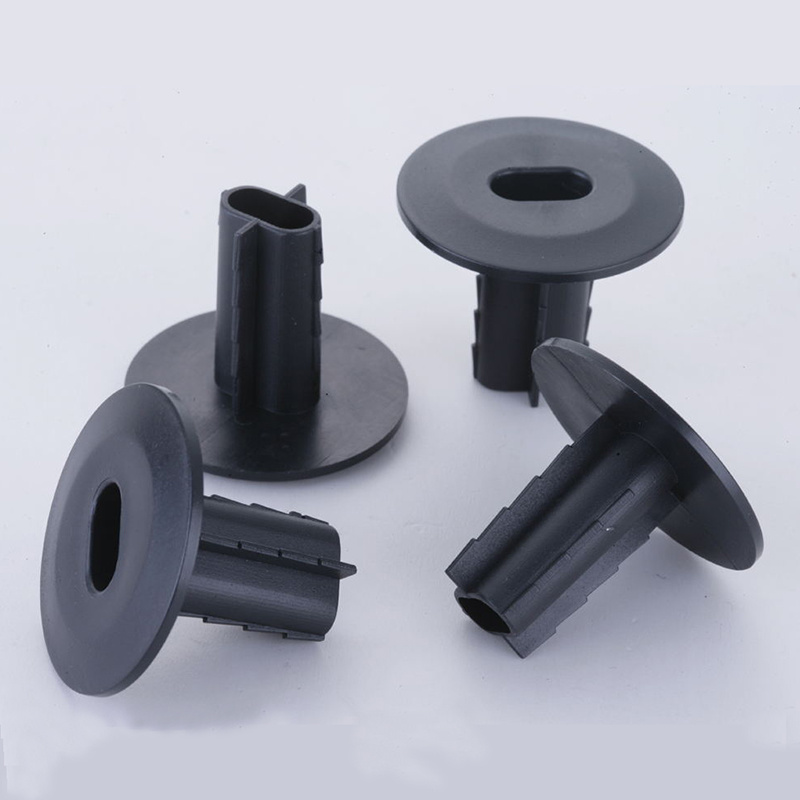 Cable Wall Bushing for Dual Wire