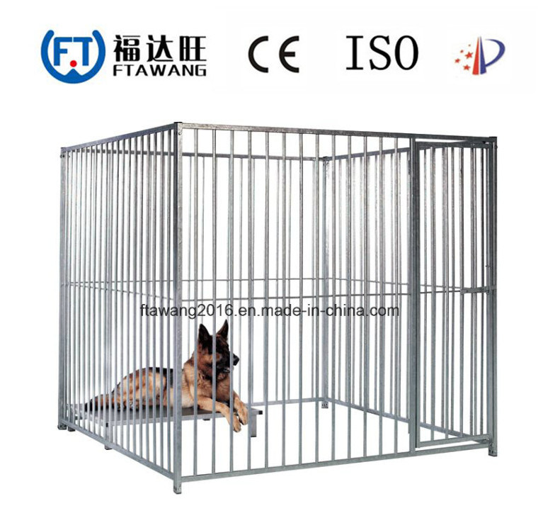 China Hot Sale Large Outdoor Dog Cages / Welded Wire Box Dog Kennel ...