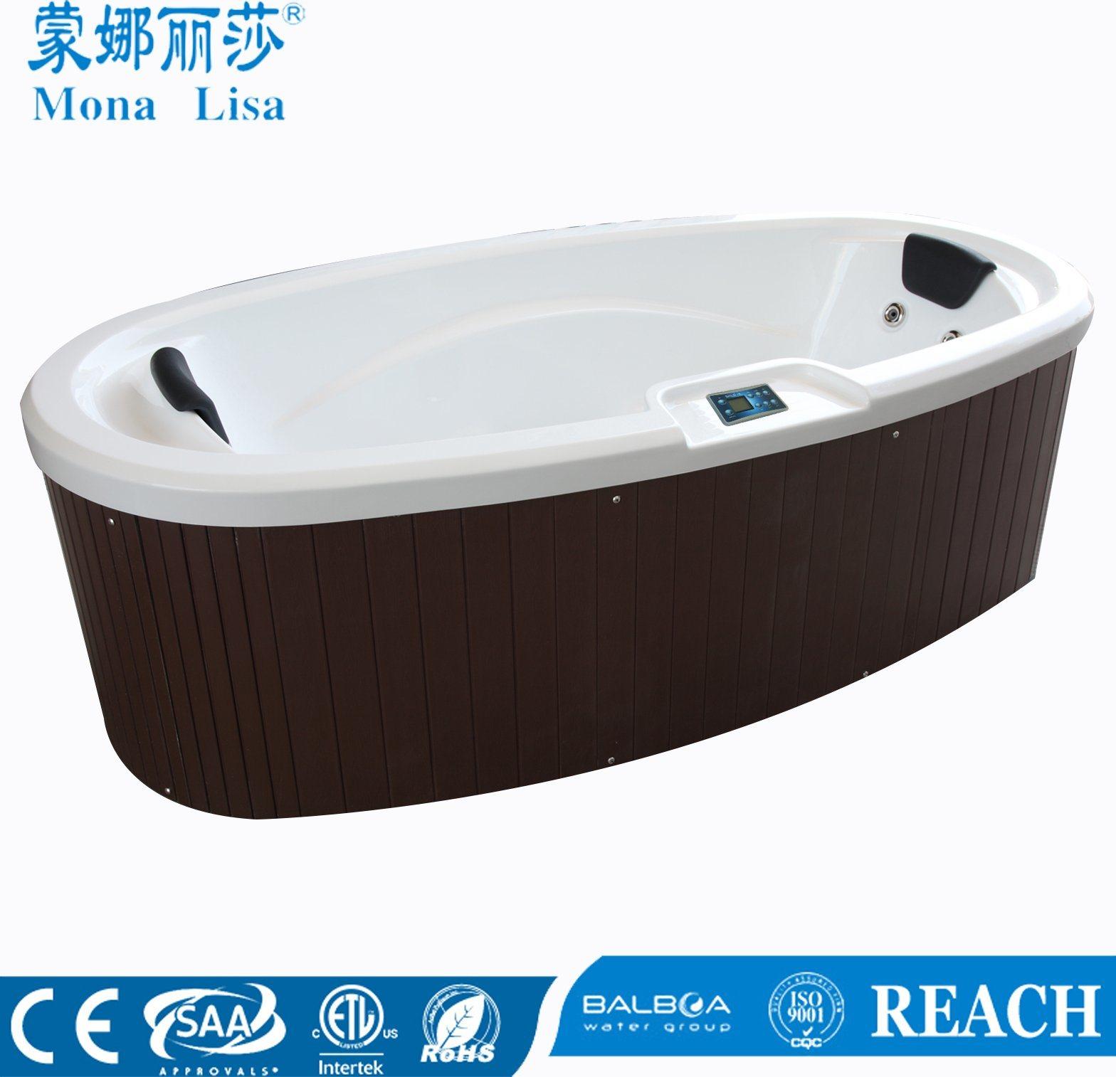 China Portable Outdoor Hot Tub Whirlpool SPA (M-3360) - China 4 ...