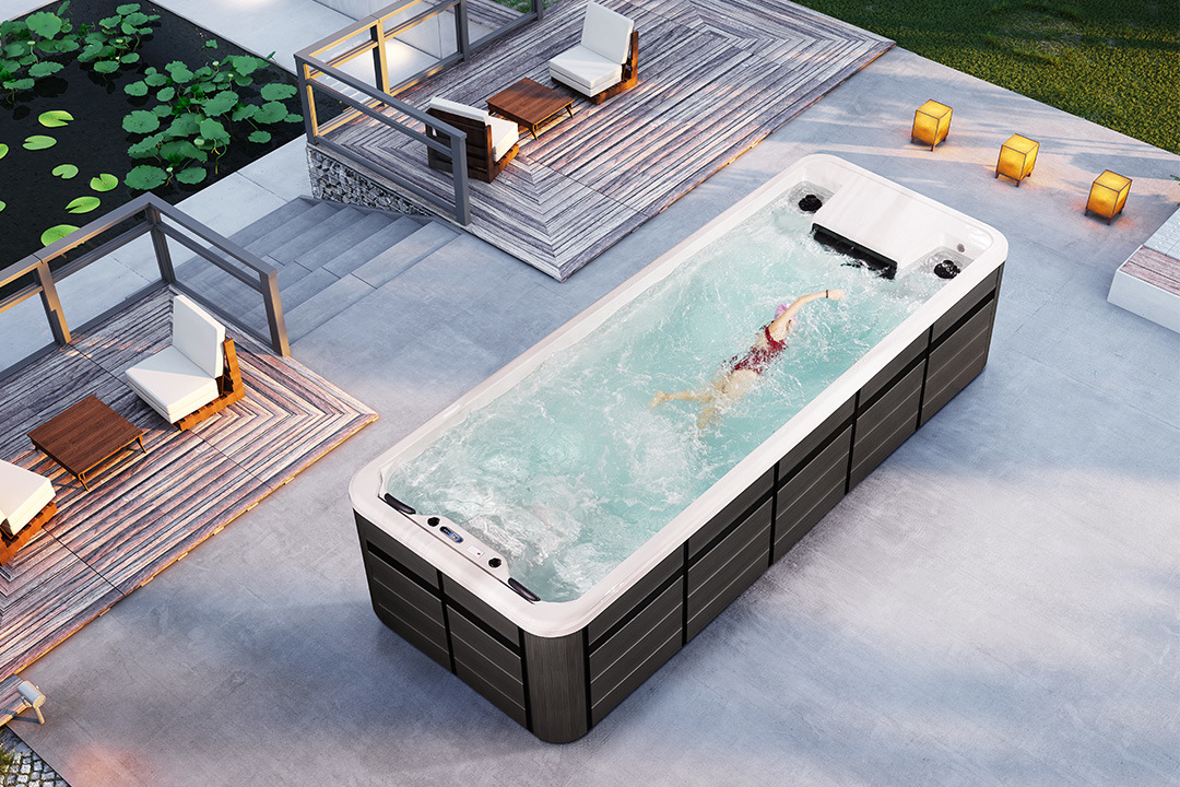 China For Adults And Children Rectangular Home Backyard Swimming Pool Designs Photos Pictures Made In China Com