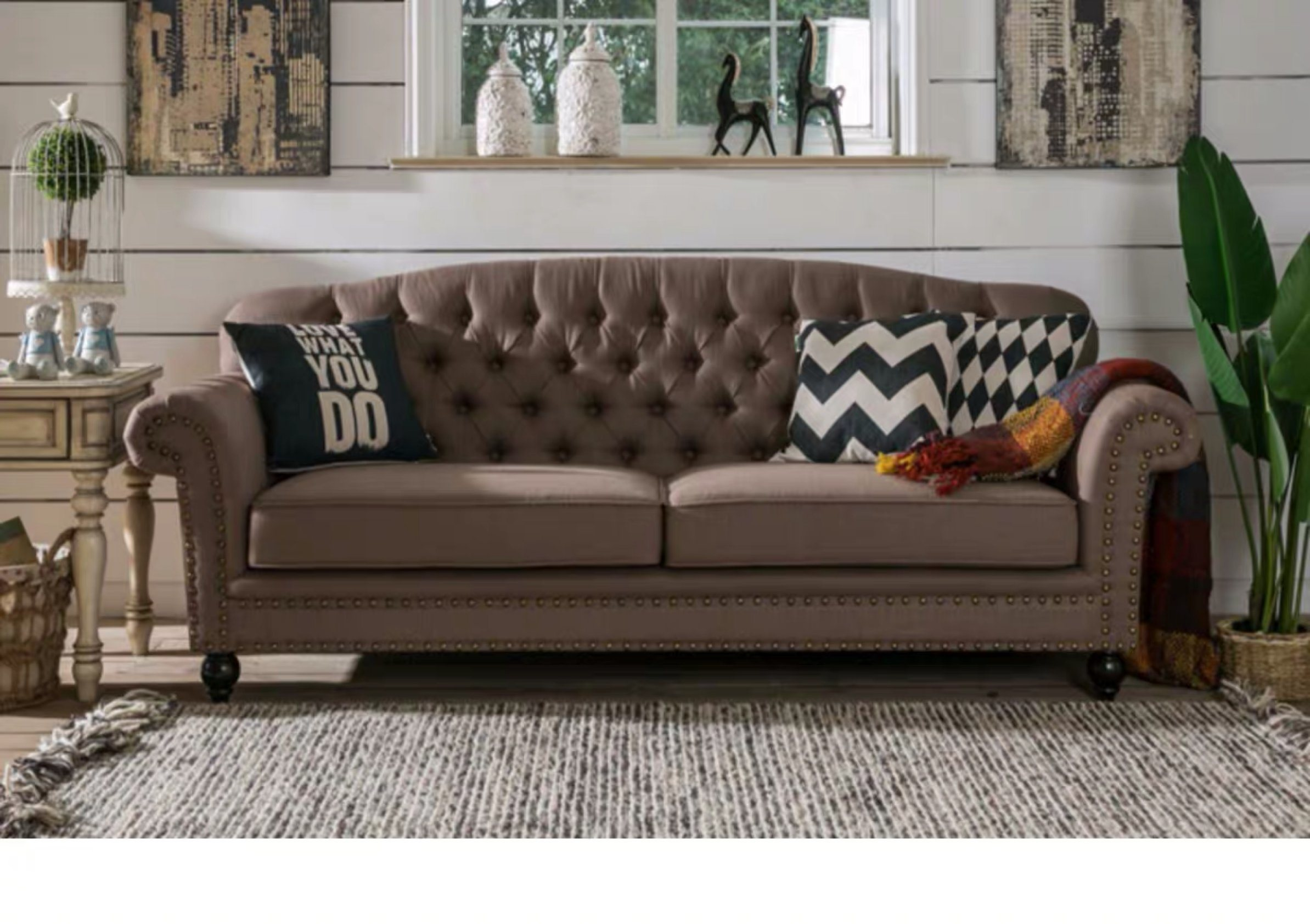 Picture of: China 2020 Modern Furniture Design 3 Seater Fabric Sofa For Living Room China Living Room Sofa Leather Sofa