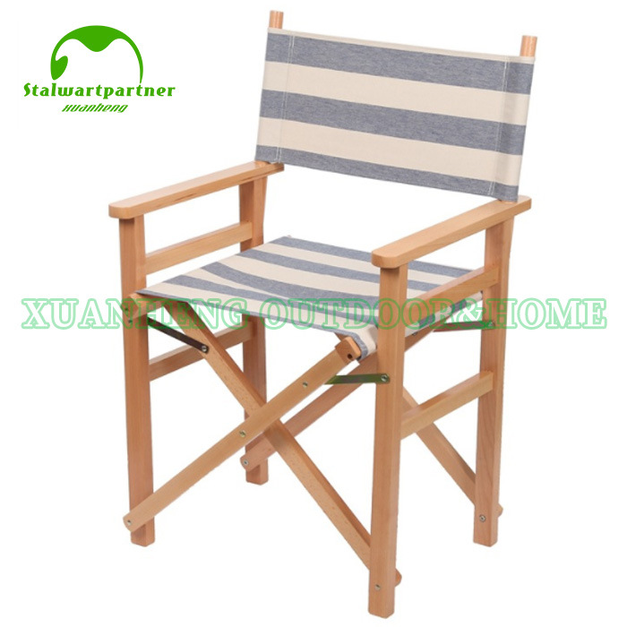 China Folding Wooden Makeup Director
