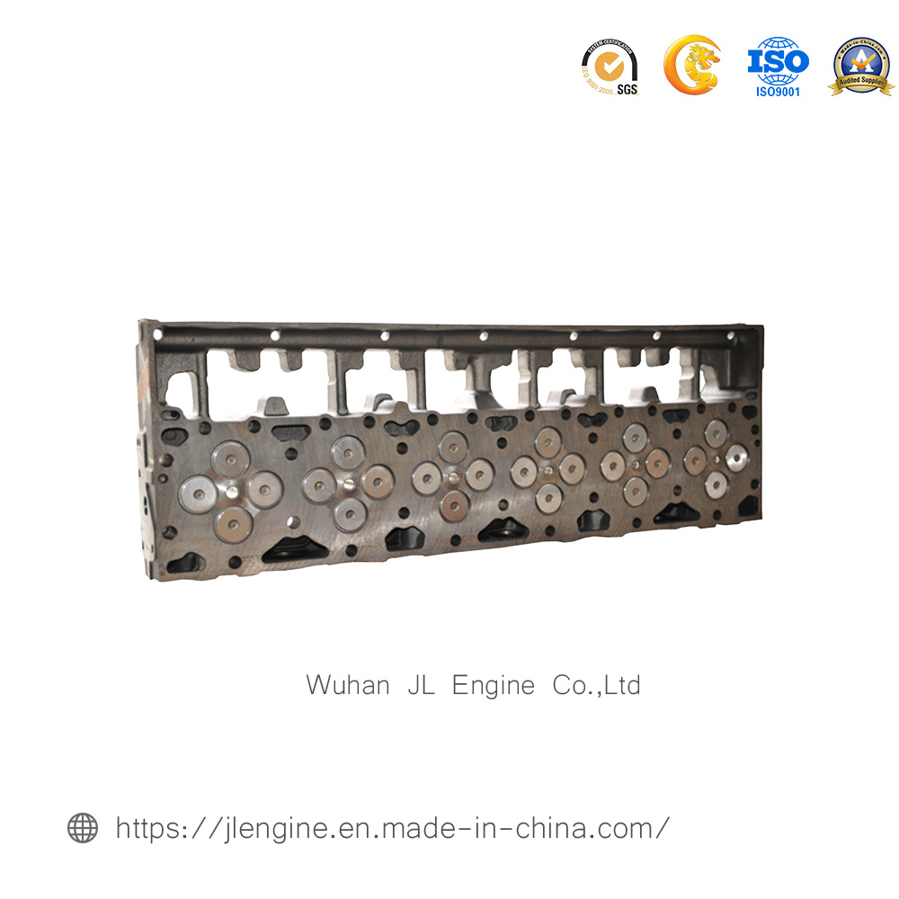 [Hot Item] Dcec Dongfeng Cummins Qsm11 Cylinder Head Assembly for M11  Engine Spare Parts 2864028
