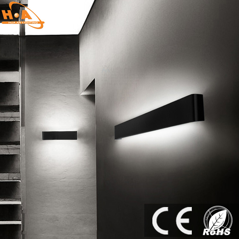 China New Design Wall Mounted Outdoor Indoor Lights China Solar Wall Light Decorative Wall Lamp
