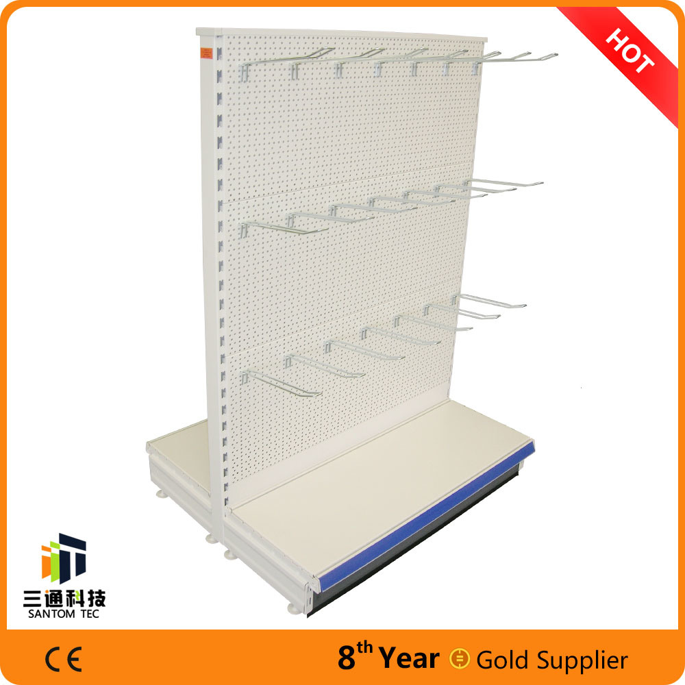 American Style Gondola Display Rack