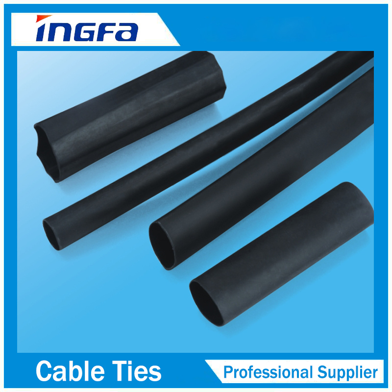 China Double Wall Waterproof Adhesive Heat Shrinkable Tube for Wire ...
